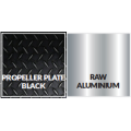 Black Aluminum Steel Checkered Plate Diamond