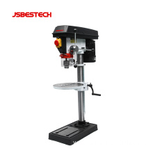 Bench drill press machine for metal hole drilling