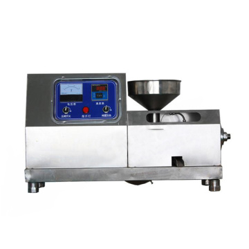 Small Size Edible-Oil Equipment Automatic Commerical Horizontal Type Oil Expeller Peanut/Soybean/Sesame Oil Press XZ-Z505