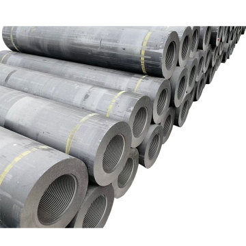 4TPI Nipple UHP 700mm Graphite Electrode for Smelting