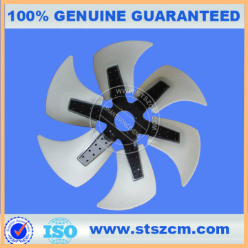PC600-8 cooling fan 600-645-7120 for SAA6D140E engine