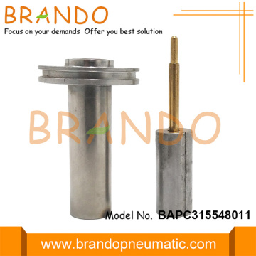 3 Way Flange Seat 15mm OD SS304 Armature