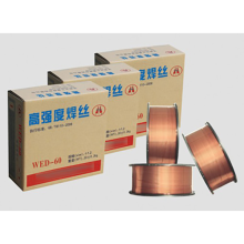 High strength welding wire
