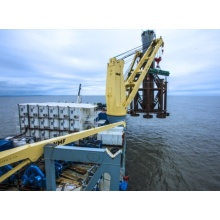Modularer Offshore-Wohncontainer