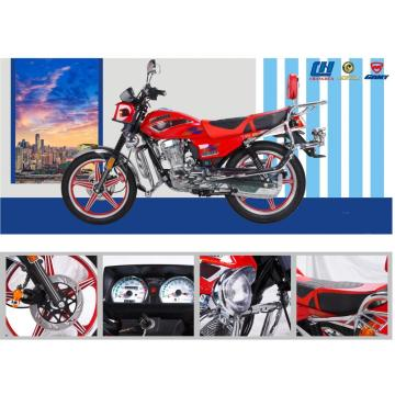 HS125-7C New Design 125cc Gas Motorcycle