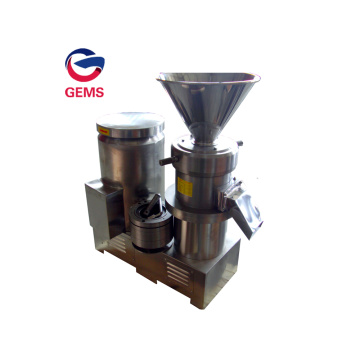 Commerical Peanut Butter Processing Grinding Machine