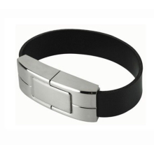 Leather Wristband USB Bracelet USB Flash Drive