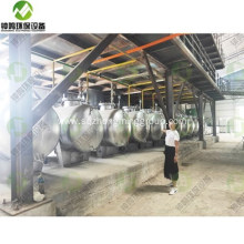 Waste Oil Distillation to Diesel Equipment