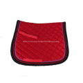 Fish Pattern Polycotton Horse Saddle Pad