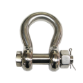 Stainless Steel Shackle/D Type Shackle