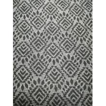 Recyle Poly  Rayon Burnout Fabric