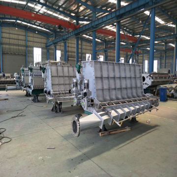 Open Headbox For Fourdrinier Paper Machine