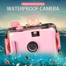 Mini Film camera Cute Camcorder Video Recorder for Children Kids Baby Gift (no battery required) Camera & Photo