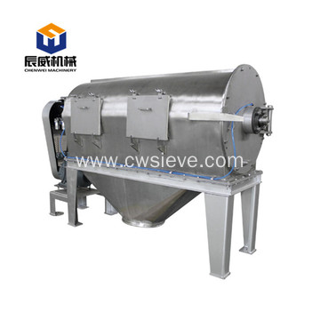 High efficiency centrifugal sieve shaker