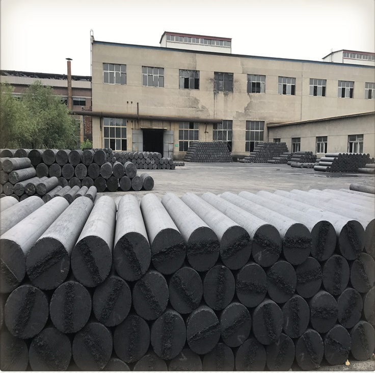 UHP 400 450 Length 1800mm 2100mm Graphite Electrode