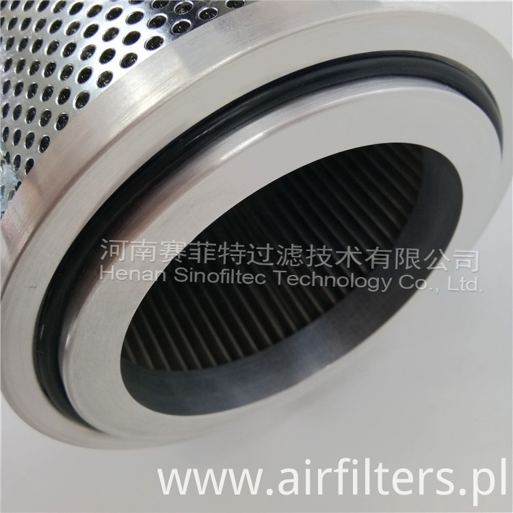 STAUFF RE600G03B Hydraulic Oil Filter Element