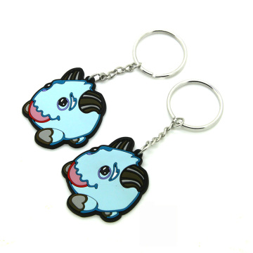 2018 Amazon hot sale product custom keychain