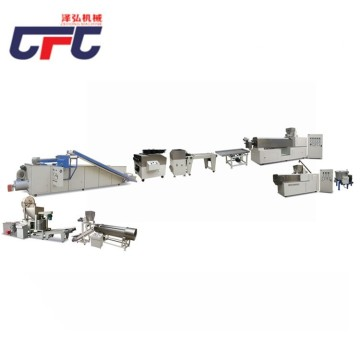 Snacks Cracker processing production line