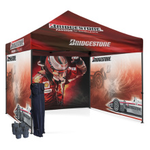 Custom Printing Pop up Gazebo 3x3 Advertising Tent