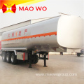 40000 Liter Carbon Steel Oil Tank Trailers