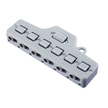 6 Poles LED Connector System for Series Connection