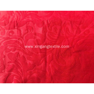 100%Polyester Embossed Microfiber Fabric