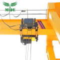 Box type 20 ton electric hoist gantry crane