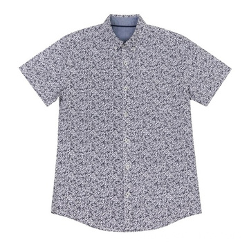 Fashion Men's Shirts Casual Printed