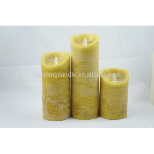 changing color led candle led paties candle