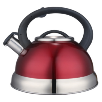 3.0L Travel kettles heating water stainless kettle whistling