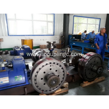 Hydraulic Couplings Maintenance for Thermal Power Plant