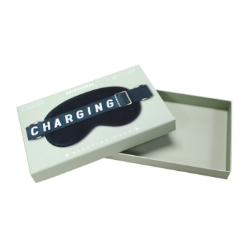 Handle paper Box For Patches Packaging