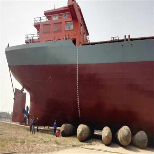 Inflatable Floating Marine Airbags for Ship Launching