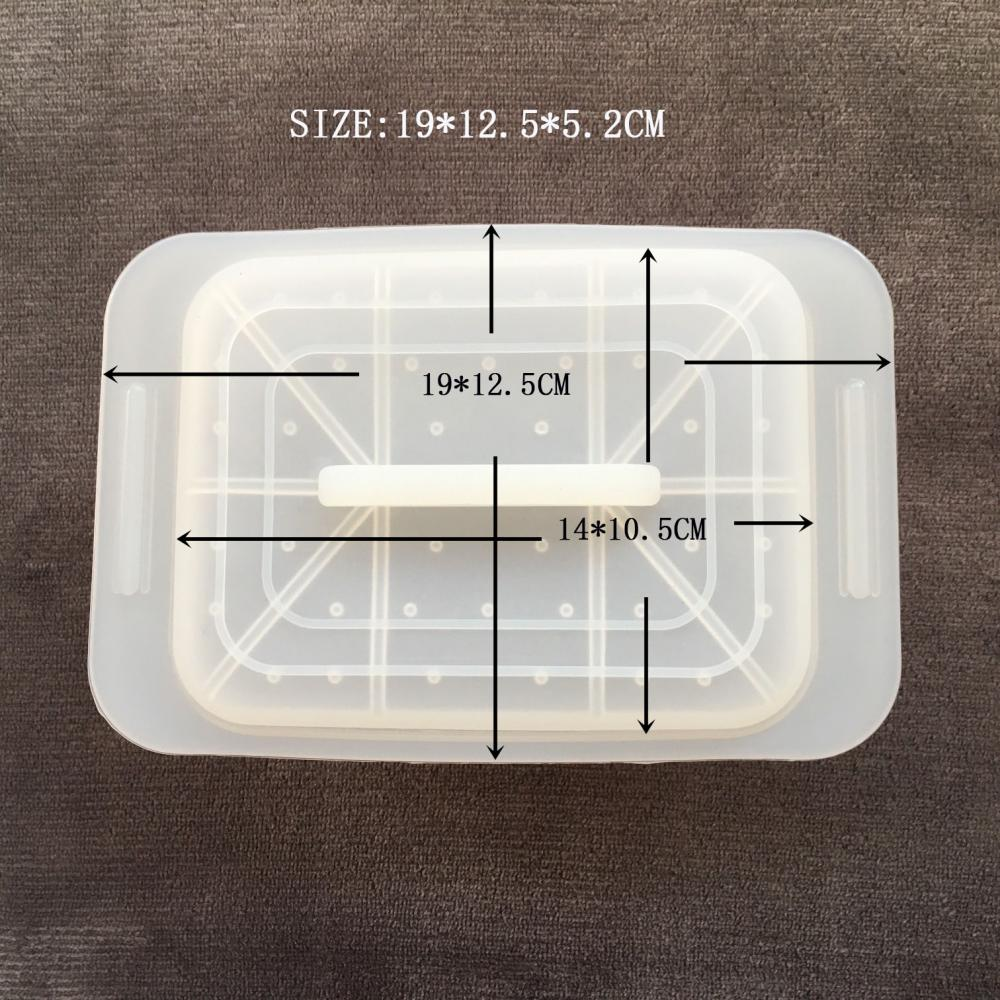 Silicone Bowls Container