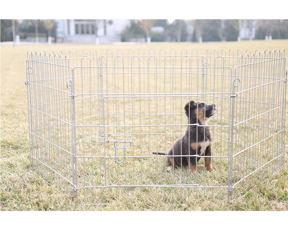 6 And 8 Piece Dog Playpen
