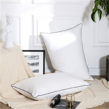 Luxury Supersoft duck goose feather down pillows insert