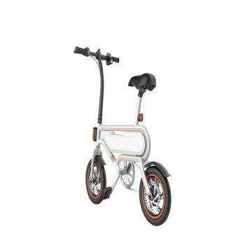 16 Inch Portable 10.4 Ah Battery Electric Bike