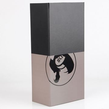 Magnetic Closure Box for Gift Wine Packaging