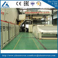 Low price AL-3200 SS 3200mm non woven fabrics making machinery made in China