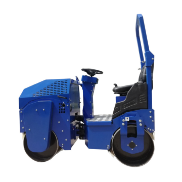 1-2-3 Ton Hydraulic Vibrating Asphalt Compactor Roller