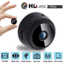 Wifi Mini Camera 1080P Wireless Night-Vision Mini Camcorders With Alarm Push Remote Monitor Home Security Camera A9 With Box
