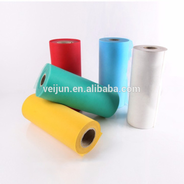 White eco friendly disposable polypropylene spunbonded