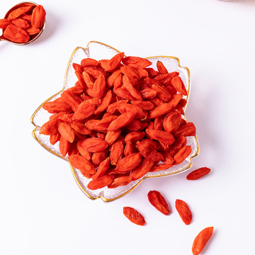 High Quality Red Bayas de Goji