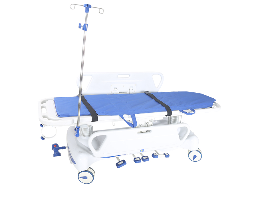 Hospital Manual ambulance stretcher
