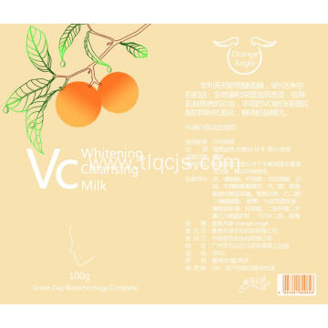 VC whitening moisturizing cleanser