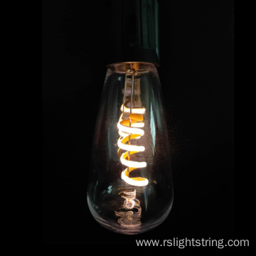 ST40 Flexible Filament Vintage String Light