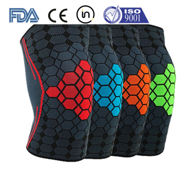 Fitness to avoid ligament strain knee pads