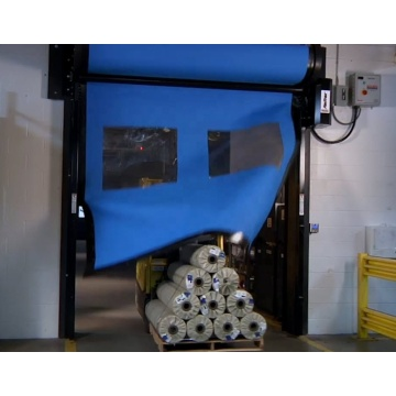 PVC Curtain Automatic Recovery Door