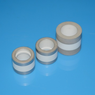 Special Type  Al2O3 Alumina Ceramic Metallization Bushing