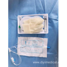 Medical disposable urine collection bag